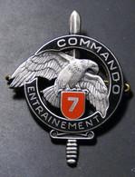 BTDIV1 Insigne Commando Entrainement N°7 Drogo GS 31 Noisel - Sin Clasificación