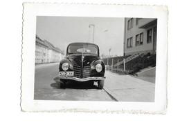 1953 AUTO FORD? IMMATRICULEE NORD 59-3673 - PHOTO 9.5*7 CM - FAURT-MURET? - Automobili
