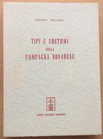TIPI E COSTUMI CAMPAGNA NOVARESE- EDIZ. 1970 ( CART 70) - Other