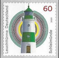 2020  Deutschland Allem. Fed.Mi. 3555R **MNH  Leuchtturm Schleimünde - Unused Stamps
