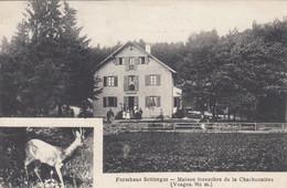 (179)  CPA  Maison Forestière De La Charbonnière      ( Bon état) - Autres Communes