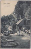 Sachsen - Rathewalder Mühle I. Amselgrund, Gelaufen 1929 - Zonder Classificatie