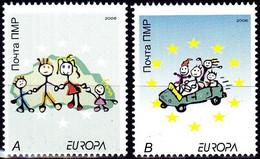 Europa Cept - 2006 - Transnistria, PMR. (Moldova) ** MNH - 2006
