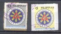 Filipinas,2001,  Usados - Philippines