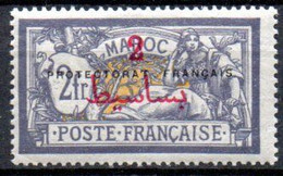 "Maroc: Yvert N° 52*; Type ""Merson"" - Nuovi"