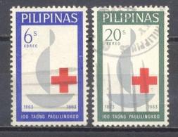 Filipinas,  Usados - Philippines