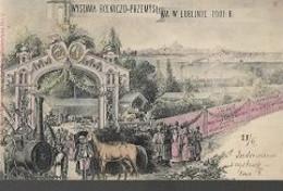 17 04 E//   POLEN   WISTAWA.......1901 - Polonia