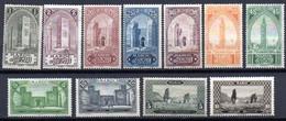 Maroc: Yvert N° 63/79**; MNH; 11 Valeurs - Nuovi