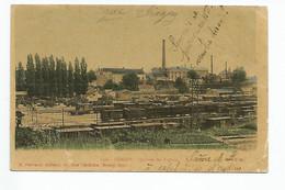 71 - CHAGNY -  La Gare - Quartier Des Tuileries - Gares - Avec Trains