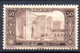 Maroc: Yvert N° 75* - Nuovi