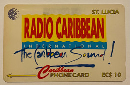 Radio Caribbean - Sainte Lucie