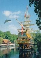 Postcard  Copenhagen Tivoli Fregatten My Ref B24766 - Danimarca