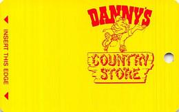 Danny's Country Store In Las Vegas, NV - BLANK 2nd Issue Slot Card  ...[RSC]... - Tarjetas De Casino