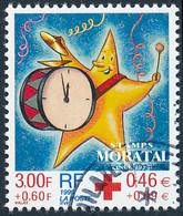 1999 France Yv 3288 Croix Rouge Croix Rouge (o) Oblitere TB Beau  (Yvert&Tellier) - Gebraucht