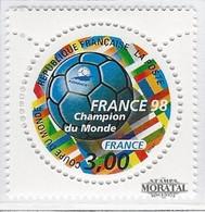 1998 France Yv 3170 Mondiale Footbol   **SC TTB Très Beau, Neuf Sans Charnière  (Yvert&Tellier) - Ongebruikt