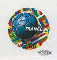 1998 France Yv 3140 Mondiale Footbol  Sportif **SC TTB Très Beau, Neuf Sans Charnière  (Yvert&Tellier) - Ongebruikt