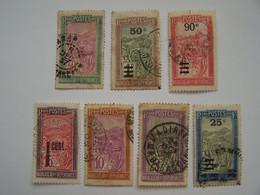 France Madagascar 1889-1939  Oblitérés, Surcharges - Oblitérés