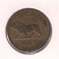 RWANDA * 1 Franc 1961 * Prachtig * Nr 10456 - Other