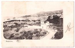Madeira - Timbres Surchargés Funchal - édit. Non Identifié  + Verso - Madeira
