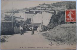 SEILLANS - Avenue De La Gare - Sonstige Gemeinden