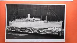 CPA. Bateau. CRUISING STRATHMORE  (R.074) - Steamers