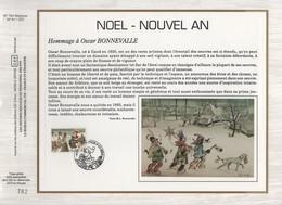 Belgique - CEF N°724 - Noel - 1991-2000