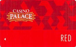 Casino Palace - Mexico - Slot Card  .....[FSC]..... - Carte Di Casinò