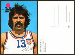 Nikola Plecas Basketball Yugoslavia   #33004 - Pallacanestro