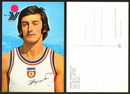 Zarko Varajic Basketball Yugoslavia   #33007 - Pallacanestro