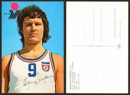Dragan  Kapicic Basketball Yugoslavia   #33008 - Pallacanestro