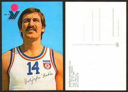 Drazen Dalipagic Basketball Yugoslavia   #33009 - Pallacanestro