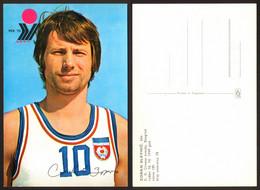 Zoran Slavnic Basketball Yugoslavia   #33011 - Pallacanestro