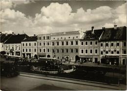 CPM AK Czechoslovakia Banska Bystrica Namestie Slov. Nar. Povstania (693720) - Czech Republic