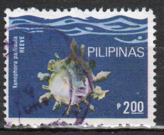 Philippines 1980, Shells Single 2.00s Stamp In Fine Used - Philippines
