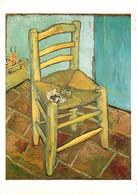 Art - Peinture - Vincent Van Gogh - The Chair And The Pipe - La Chaise Et La Pipe - CPM - Voir Scans Recto-Verso - Pittura & Quadri