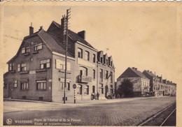 Westende Foyer De L'Enfant Et De La Femme Circulée En 1947 - Westende