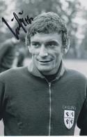 "Luigi ""Gigi"" Riva  - Italien  WM 1970  & US Cagliari Calcio  - Original Autogramm, Autografo, Autographe  - 15x10 Cm - Autógrafos"