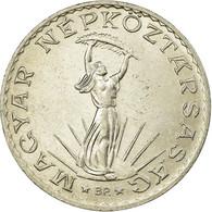Monnaie, Hongrie, 10 Forint, 1977, TTB, Nickel, KM:595 - Hungary
