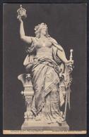 AK Gruss Von Niederwald Germania Auf Derm Nation-Denkmal (17341 - Sin Clasificación
