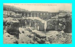 A928 / 349 15 - Vue Generale Du Viaduc Et De La Cascade De Salins En Hiver - Sin Clasificación