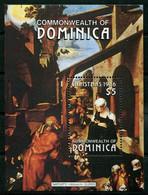 Dominica 1986 - Mi-Nr. Block 114 ** - MNH - Weihnachten / X-mas - Dominica (1978-...)