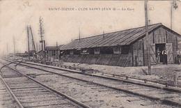 52 -- Saint-Dizier -- Clos Saint-Jean -- La Gare --- 3723 - Saint Dizier