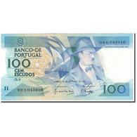 Billet, Portugal, 100 Escudos, 1988-11-24, KM:179f, NEUF - Portugal