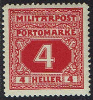 Bosnien Und Herzegowina ,Porto 1916, MiNr 15,  * Ungebraucht - Bosnia Herzegovina