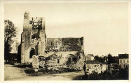 Carte Photo Eglise D' Armentières Sur Ourcq RV - Non Classificati