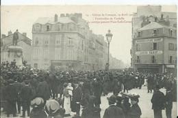 LIMOGES - Grèves De 1905 Funérailles De Vardelle - Limoges