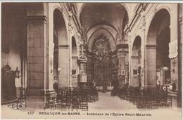 Besançon-les-Bains - Intérieur De L'Eglise Saint-Maurice - ( E.4163) - Besancon