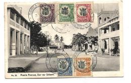 Tan011 / TANGANYIKA - Ehemaliges Deutsch-Ostafrika Unter Britischem Mandat. Dar-Es Salam - Tanganyika (...-1932)