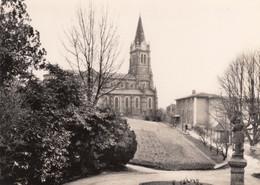 CPA - Vaugneray - Clinique St Joseph - Entrée Et Pavillon Ste Anne - ( Mars 1955 ) - Sonstige Gemeinden
