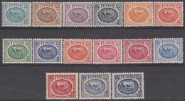Du N° 337 A Au N° 345 B - X X - ( C 136 ) - Unused Stamps